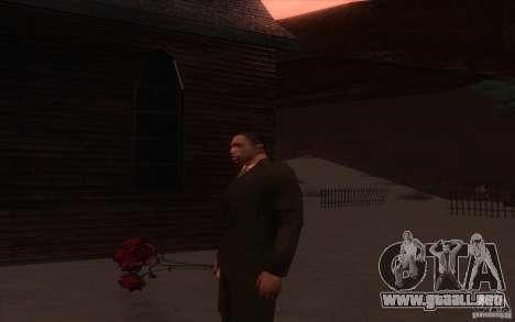 Flowers HD para GTA San Andreas segunda pantalla