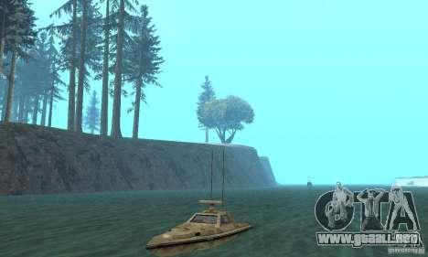 GTA III Ghost para GTA San Andreas