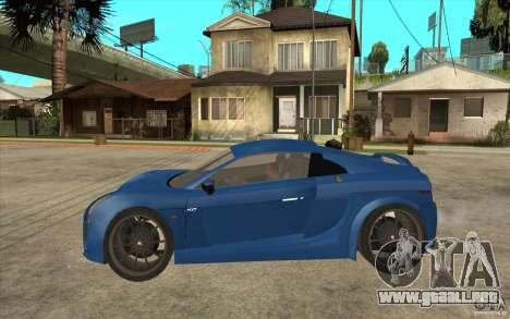 Mastretta MXT v1.1 para GTA San Andreas left