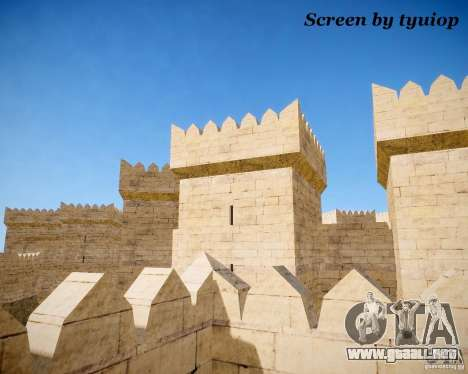 Ancient Arabian Civilizations v1.0 para GTA 4 octavo de pantalla
