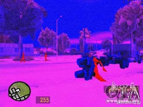 Como el Counter Strike para GTA San Andreas para GTA San Andreas quinta pantalla