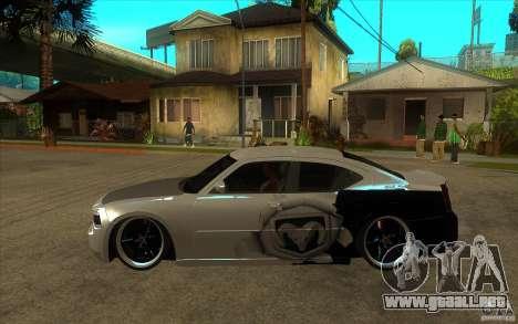 Dodge Charger SRT8 Tuning para GTA San Andreas left