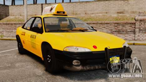 Dodge Intrepid 1993 Taxi para GTA 4