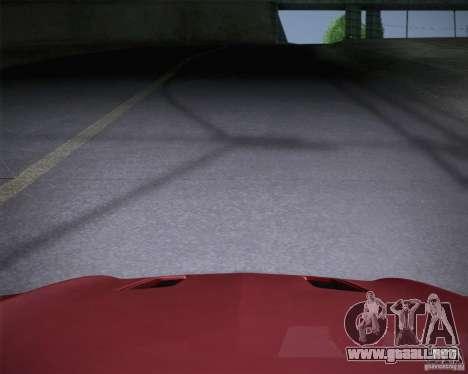 Improved Vehicle Lights Mod para GTA San Andreas novena de pantalla