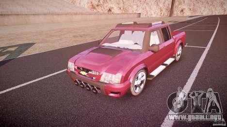 Chevrolet S10 para GTA 4