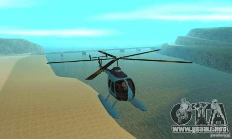 Nuevo Seaspar para visión interna GTA San Andreas
