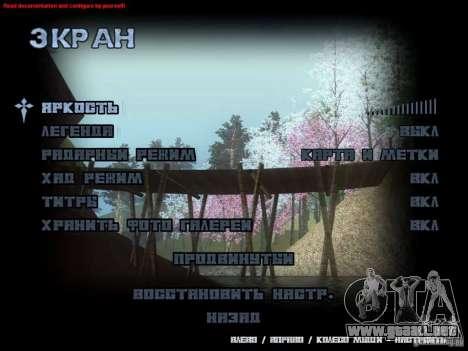 ENB v2 by Tinrion para GTA San Andreas séptima pantalla