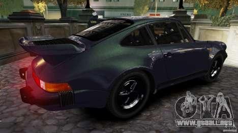 Porsche 911 1987 para GTA 4 left