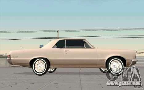 SPC Wheel Pack para GTA San Andreas novena de pantalla