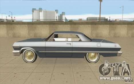 Voodoo para GTA San Andreas left