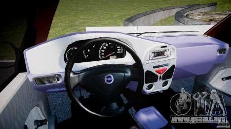 Fiat Palio 1.6 para GTA 4 visión correcta