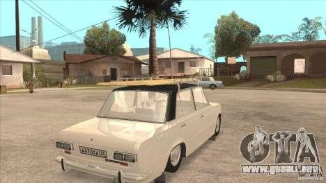 VAZ 2101 Dag para GTA San Andreas left