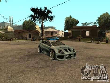CyborX CD 10.0 XL GT v2.0 para la visión correcta GTA San Andreas