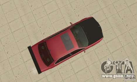 DRIFT CAR PACK para GTA San Andreas quinta pantalla