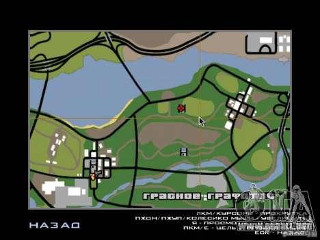 Nueva villa de CJ para GTA San Andreas twelth pantalla