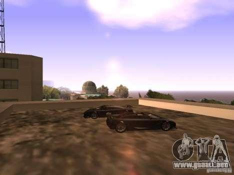 Koenigsegg CCXR Edition para el motor de GTA San Andreas