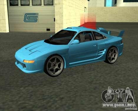 Toyota MR2 1994 para GTA San Andreas left