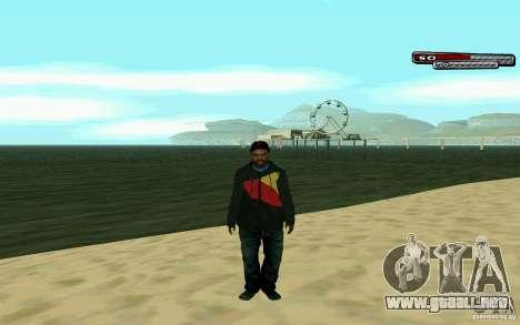 Drug Dealer HD Skin para GTA San Andreas quinta pantalla