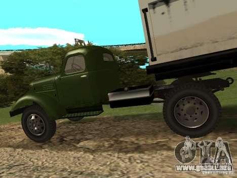 ZIL 164P para la visión correcta GTA San Andreas