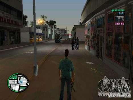 HUD de GTA IV 2.2 RC1 para GTA Vice City