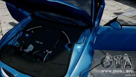 BMW M3 E92 ZCP 2012 para GTA 4 visión correcta