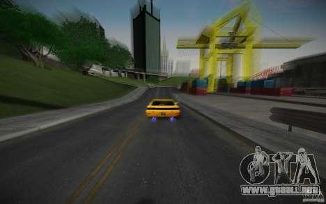 ENB Black Edition para GTA San Andreas sexta pantalla
