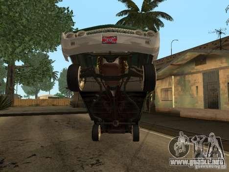 Mercury Park Lane Lowrider para visión interna GTA San Andreas