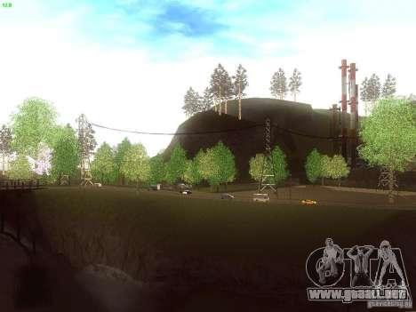 Spring Season v2 para GTA San Andreas séptima pantalla