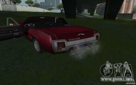 HD semental de GTA3 para GTA San Andreas vista posterior izquierda