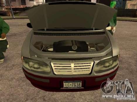 HD Blista para la visión correcta GTA San Andreas