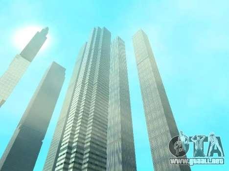 Rascacielos en Los Santos para GTA San Andreas sexta pantalla