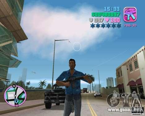 La piel de la versión BETA para GTA Vice City