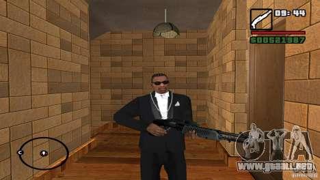 Asamblea de HD para GTA San Andreas quinta pantalla