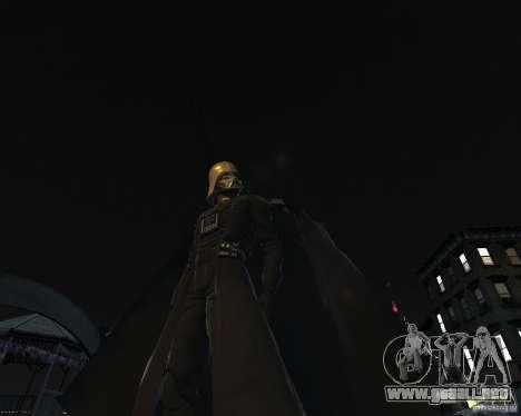 Dart Vader para GTA 4 tercera pantalla
