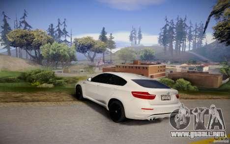 New Graphic by musha para GTA San Andreas sucesivamente de pantalla
