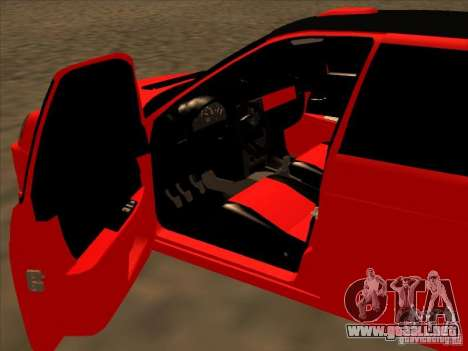 VAZ-2172 Sport para GTA San Andreas left