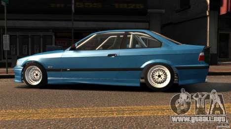 BMW M3 E36 FSC para GTA 4 left