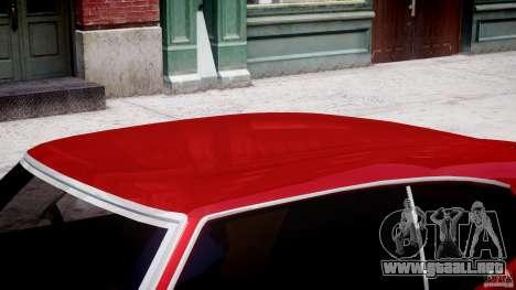 Pontiac GTO 1965 v1.1 para GTA 4 interior