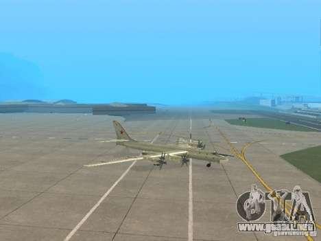Tu-95 para GTA San Andreas left