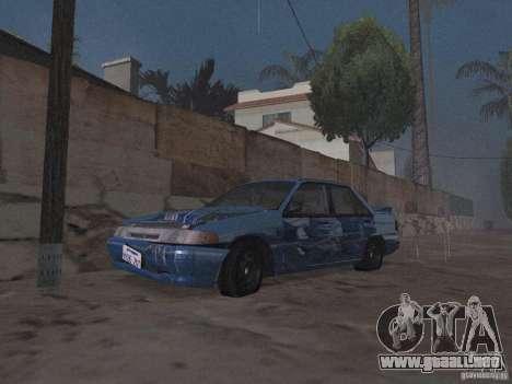 Mercury Tracer 1993 para la visión correcta GTA San Andreas