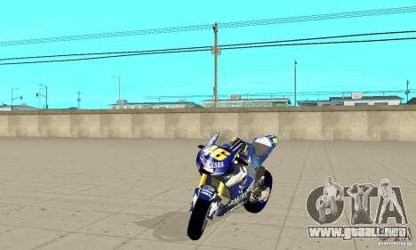 Honda Valentino Rossi Fcr900 para GTA San Andreas