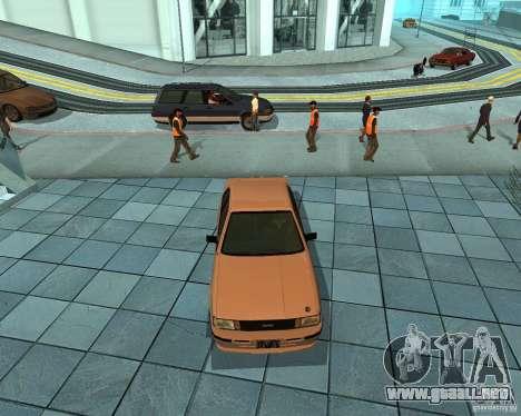 Futo de GTA 4 para GTA San Andreas left
