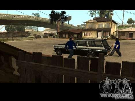 Piru Street Crips para GTA San Andreas séptima pantalla