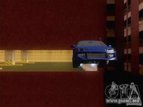 Honda Civic IV GTI para visión interna GTA San Andreas