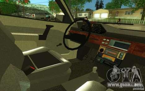 2141 AZLK v2.0 para la visión correcta GTA San Andreas