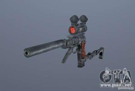 Grims weapon pack2 para GTA San Andreas undécima de pantalla