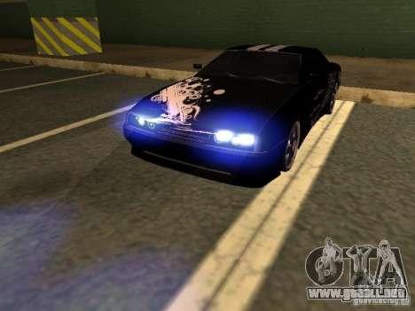 2-vinilo para elegía por Drago para GTA San Andreas
