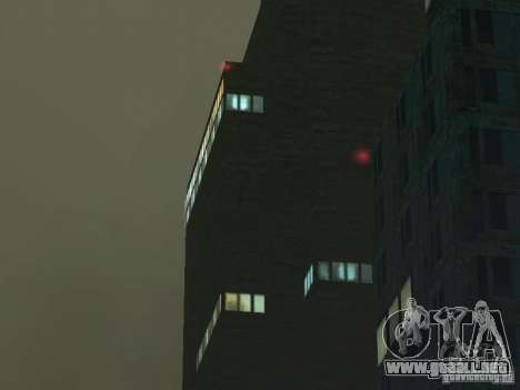 Nuevos rascacielos de texturas LS para GTA San Andreas octavo de pantalla