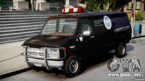 Chevrolet G20 Van V1.1 para GTA 4