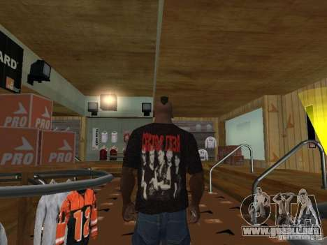 La franja de Gaza para GTA San Andreas undécima de pantalla